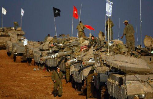 ال�شود التي قصفت غزة